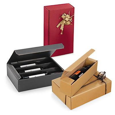 Boîte cadeau pour bouteilles##Geschenkkartons für Flaschen