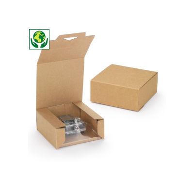 Boîte avec calage film pour smartphone ou tablette##Postdoos met fixeerfolie voor laptops en compacte toestellen