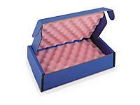 Boîte carton blindé avec mousse antistatique intégrée