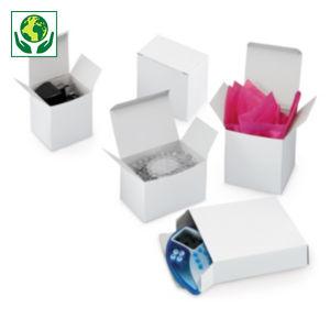 Boîte carton plat