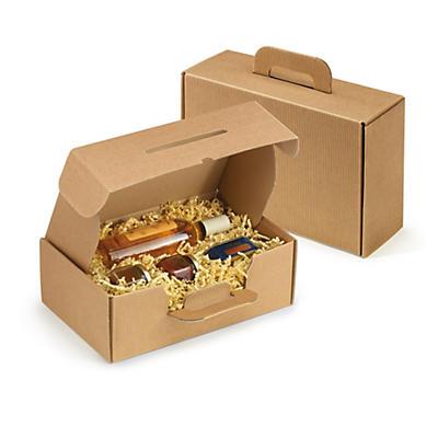 Boîte à poignée##Flaschenkoffer