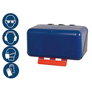 Boite de rangement des EPI, format Mini, coloris bleu