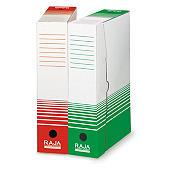 Boites archives couleurs dos 10cm RAJA