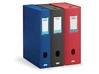 Boîtes de classement polypropylène couleur ELBA