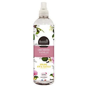 Boldair brume Air & Textile parfum orchidée vanille, vaporisateur de 400 ml
