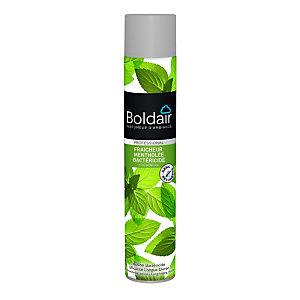 Boldair Désodorisant parfumant Fraicheur mentholée bactéricide - 500 ml