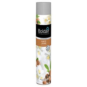 Boldair Désodorisant parfumant Karité jasmin - 750 ml