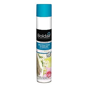 Boldair Destructeur d'odeurs parfum Fleurs boisées - 500 ml