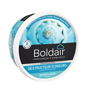 Boldair Destructeur d'odeurs, parfum Grand large - pot 300g
