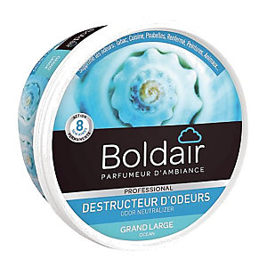 Boldair gel destructeur d'odeurs Grand large 300 g