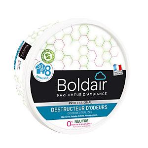Boldair gel destructeur d'odeurs neutre sans parfum 300 g