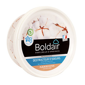 Boldair geurneutralisator gel Katoenen bloem 300 g