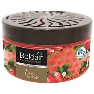 Boldair Perles parfumantes Fraises Cannelle  - Pot 300 g