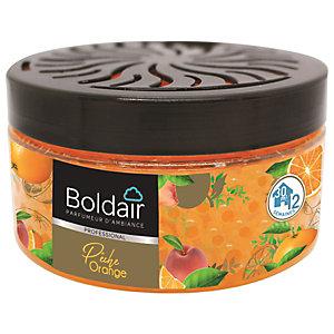Boldair Perles parfumantes Pêche Orange - Pot 300 g
