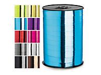 Bolduc couleur effet miroir pour emballage cadeau