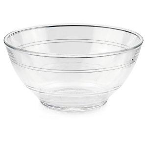 Bols en porcelaine ou verre trempé