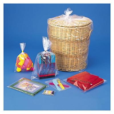 Bolsa de plástico 50 micras/Galga 200 RAJA®