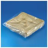 Bolsa de plástico con fuelles 100 micras/Galga 400 RAJA®