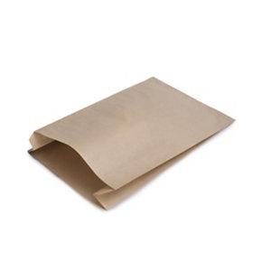 Bolsa sin asa papel kraft, 21 x 38 cm