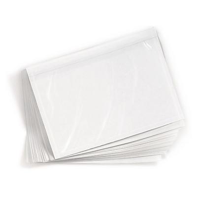 Bolsas adhesivas portadocumentos transparentes con cierre adhesivo RAJA®