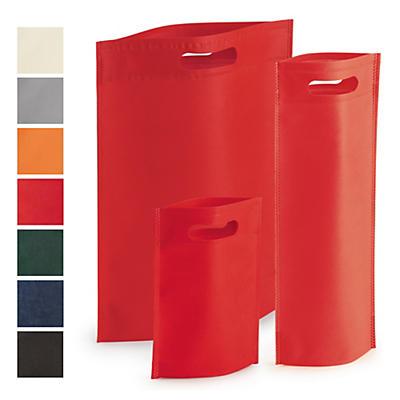 Bolsas personalizadas de tejido sin tejer para botellas