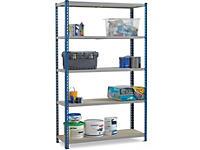 Boltless general use shelving – extra shelves