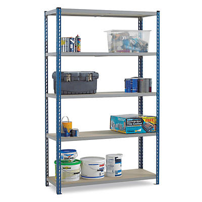Boltless general use shelving – extra shelves