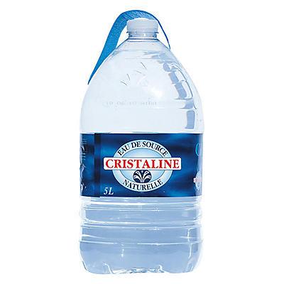 Bonbonne Cristaline 5 litres
