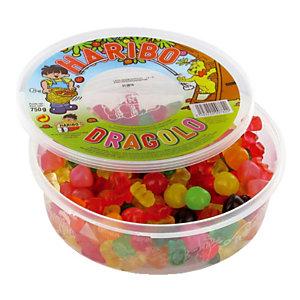 Bonbons Haribo Dragolo, boîte de 750 g