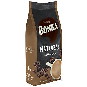 BONKA HOSTELERÍA Café en grano Natural 1 kg