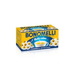 BONOMELLI Camomilla Setacciata, 18 filtri