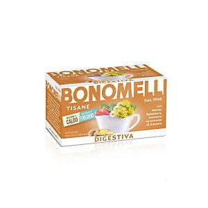 BONOMELLI Tisana Digestiva, 16 filtri