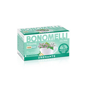 BONOMELLI Tisana Drenante, 16 filtri