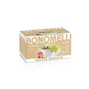 BONOMELLI Tisana Ventre Sgonfio, 16 filtri