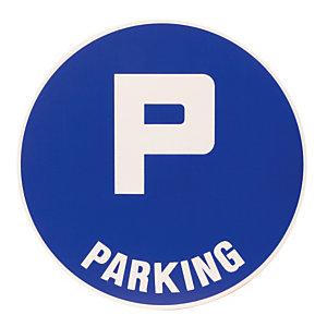 Bord parking  Ø 30 cm.
