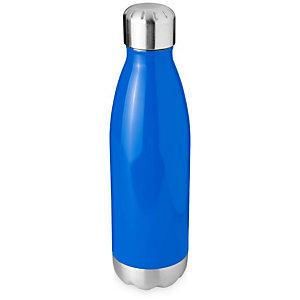 Borraccia termica sottovuoto personalizzabile Arsenal, Acciaio inox, Capacità 510 ml, Blu