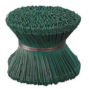La botte de 1000 liens plastifiés verts