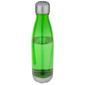 Bottiglia sport personalizzabile Acqua, Capacità 685 ml, Verde Fluo