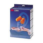 Bouchons d'oreilles 31 dB 1100 3M