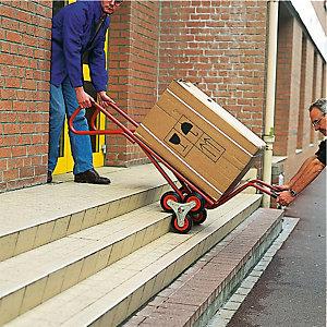 Brancard pour diable escalier