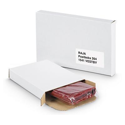 Brevpack - Extra låga stansade lådor - A5- och A6-format