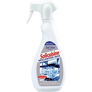 Brillanteur inox Solicuisine de Solipro vaporisateur 500 ml