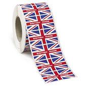 British Made parcel and envelope labels