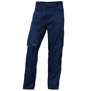 Broek Premium marineblauw/koningsblauw maat 50/52