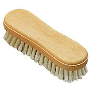 Brosse à main nylon 18 cm