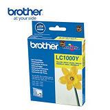Brother Cartuccia inkjet LC1000Y, LC-1000Y, Inchiostro Innobella, Giallo, Pacco singolo