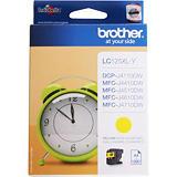 Brother Cartuccia inkjet LC125XLY, LC-125XLY, Inchiostro Innobella™, Giallo, Pacco singolo Alta Capacità