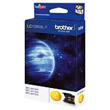 Brother Cartuccia inkjet LC1280XLY, LC-1280XLY, Inchiostro Innobella™, Giallo, Pacco singolo