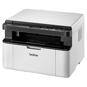 Brother DCP, 1610W, Impresora Multifunción Láser Monocromo, Soporta LAN inalámbrico, A4 (210 x 297 mm)