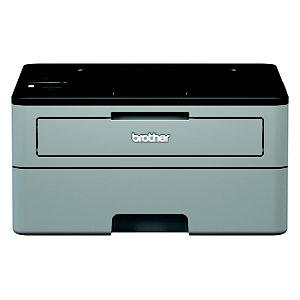 Brother HL, L2350DW, Impresora Láser Monocromo, Soporta LAN inalámbrico, A4 (210 x 297 mm)
